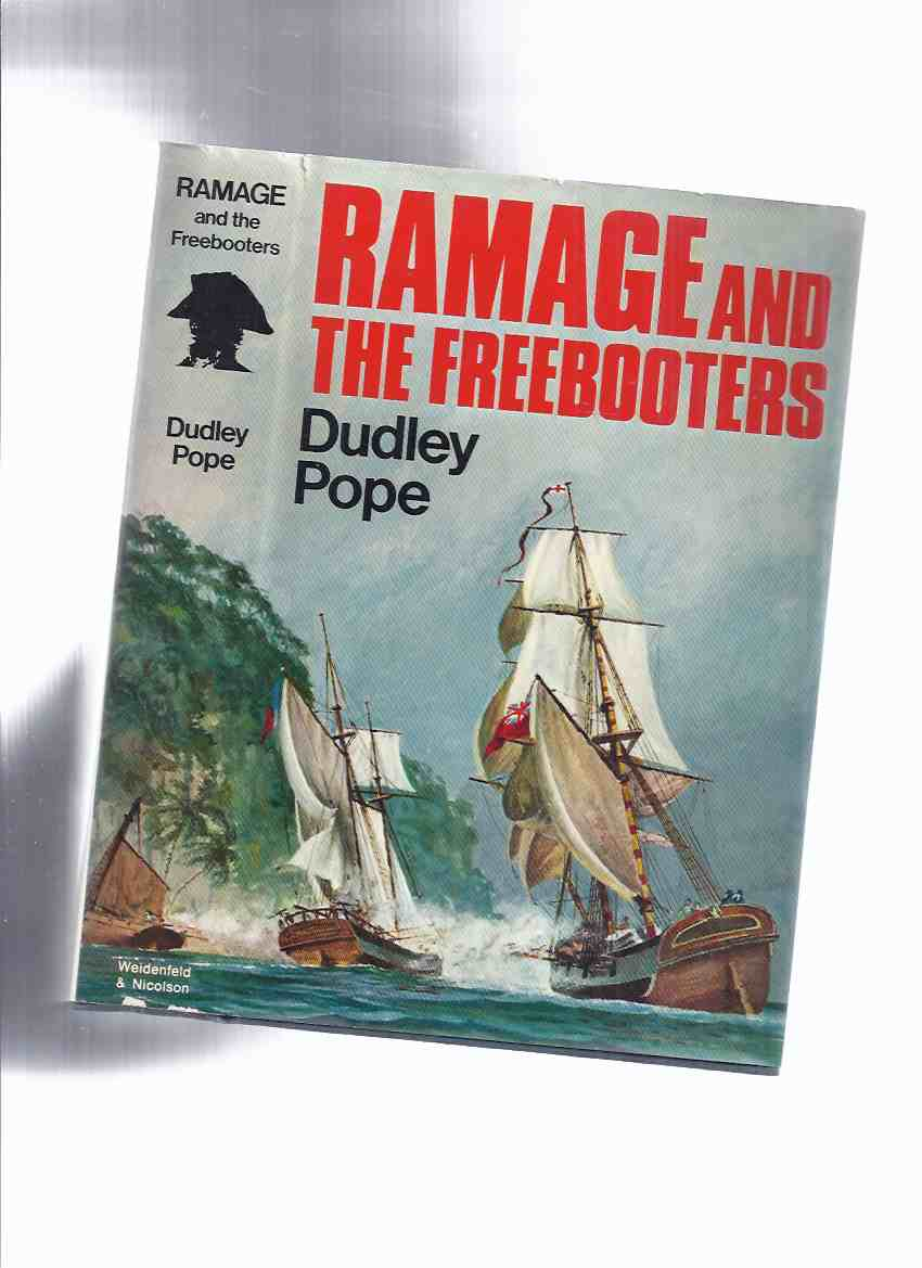 Image for Ramage and the Freebooters ----the 3rd Ramage Novel