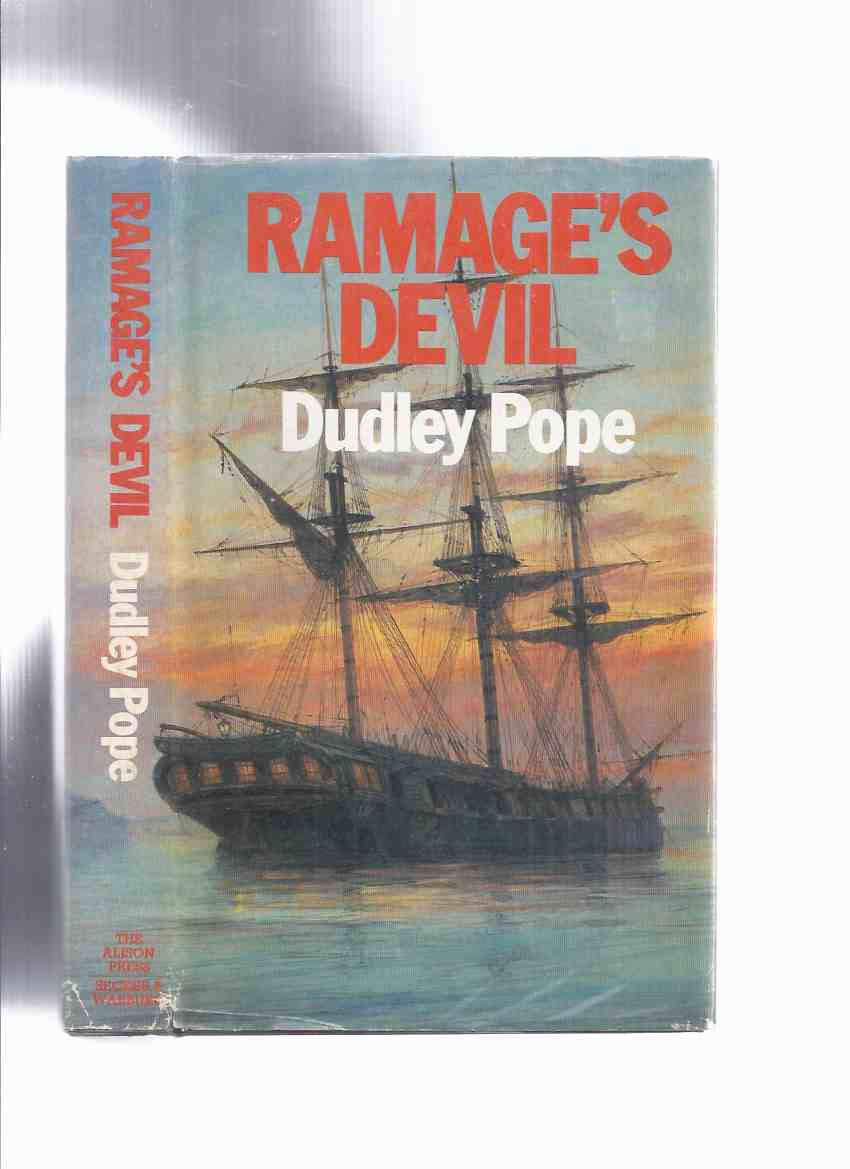 Image for Ramage :  Ramage's Devil  ---in a proof dustjacket --- Book 13 in the Series