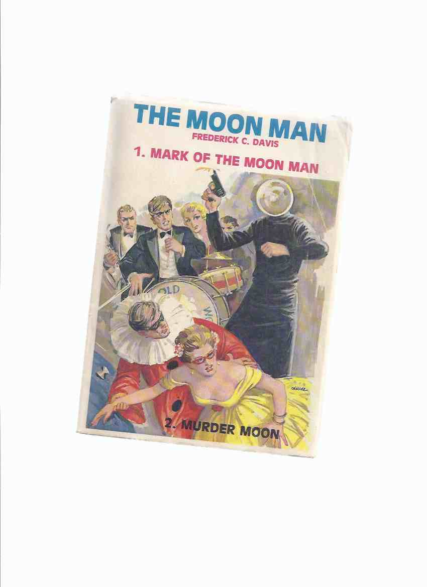 Image for The Moon Man Pulp Reprint, Athenian Readers' Club (contains:  Mark of the Moon Man /and/ Murder Moon )( Pulp Reprints )