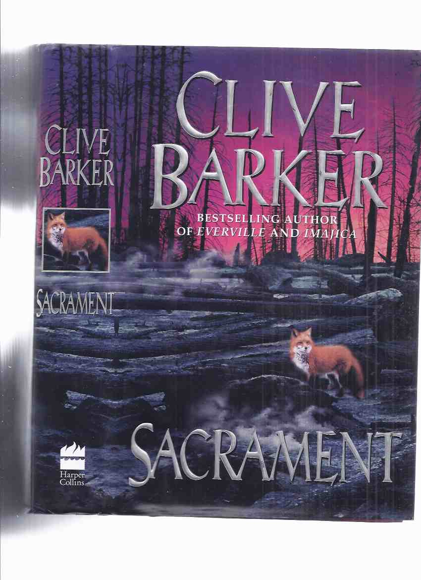 Image for Sacrament ---by Clive Barker ---signed (without inscription)