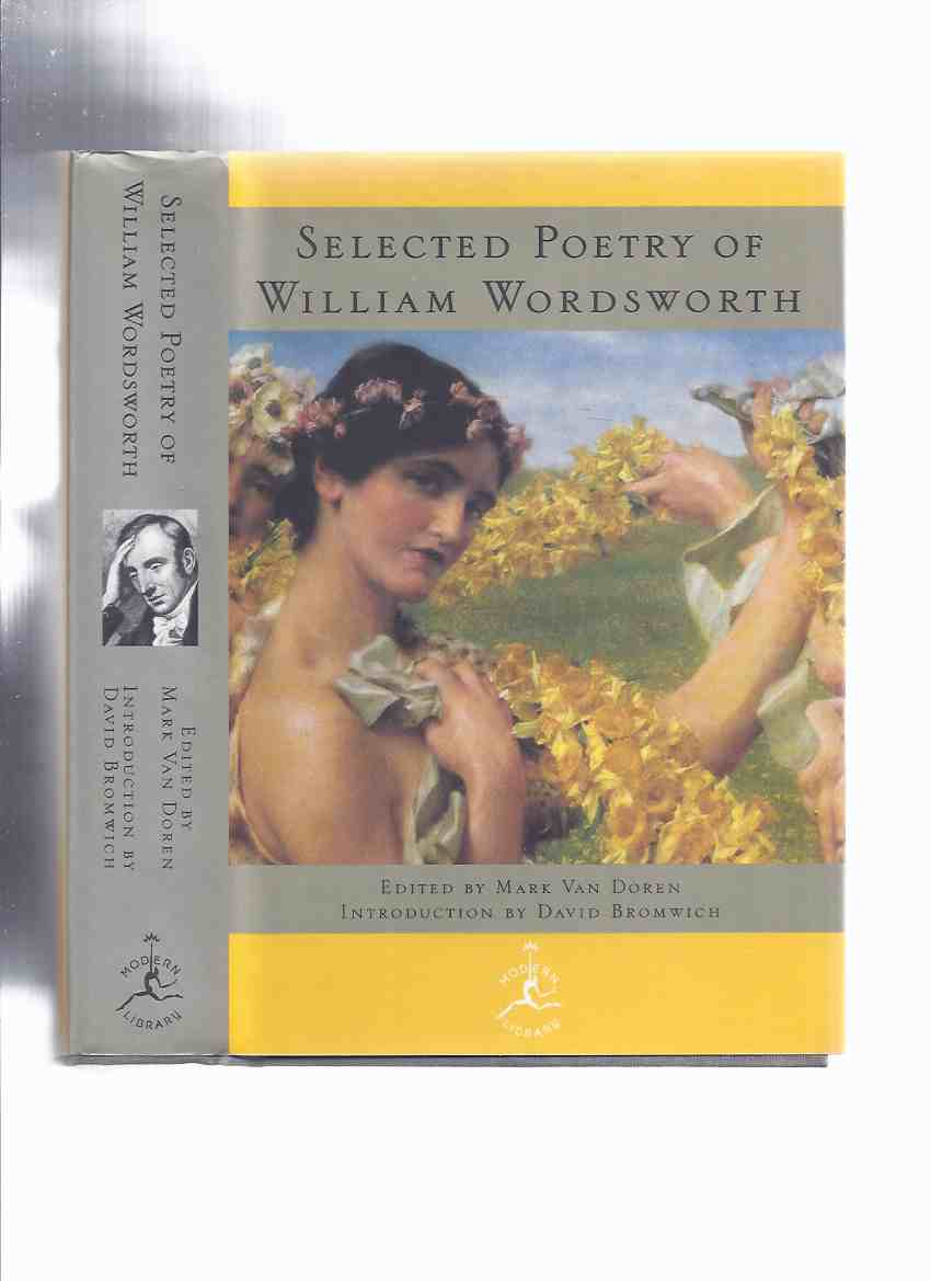 Image for Selected Poetry of William Wordsworth / Modern Library  ( Poems / Poet )