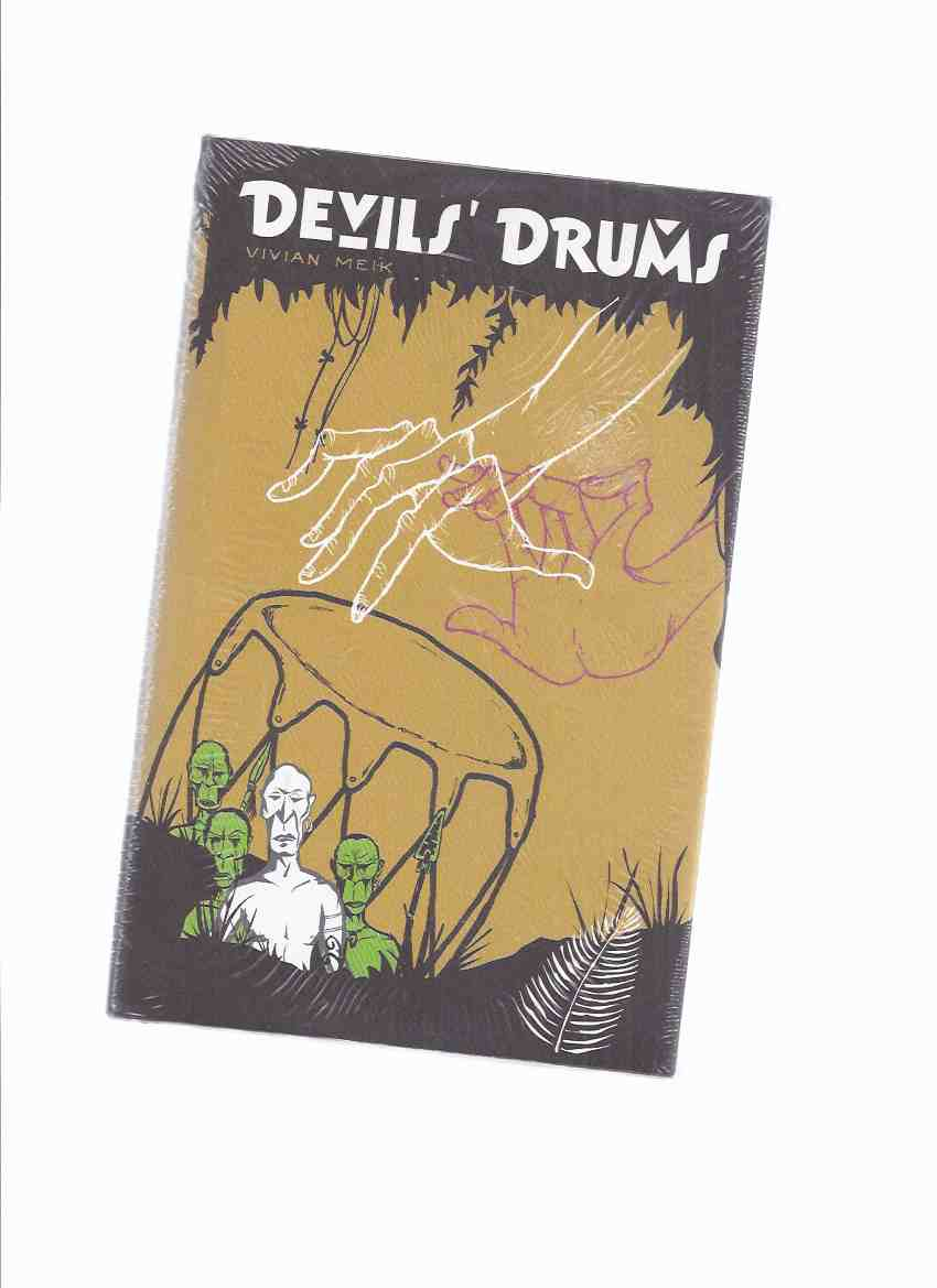 Image for Devils' Drums -by Vivian Meik (includes:  The Two Old Women; Chiromo; I Leave it to You )(still in shrinkwrap)( Devils / Devil's )