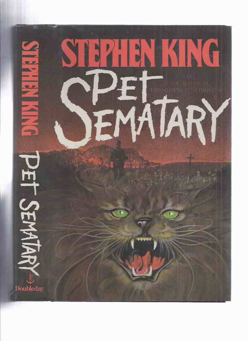Image for Pet Sematary ---by Stephen King