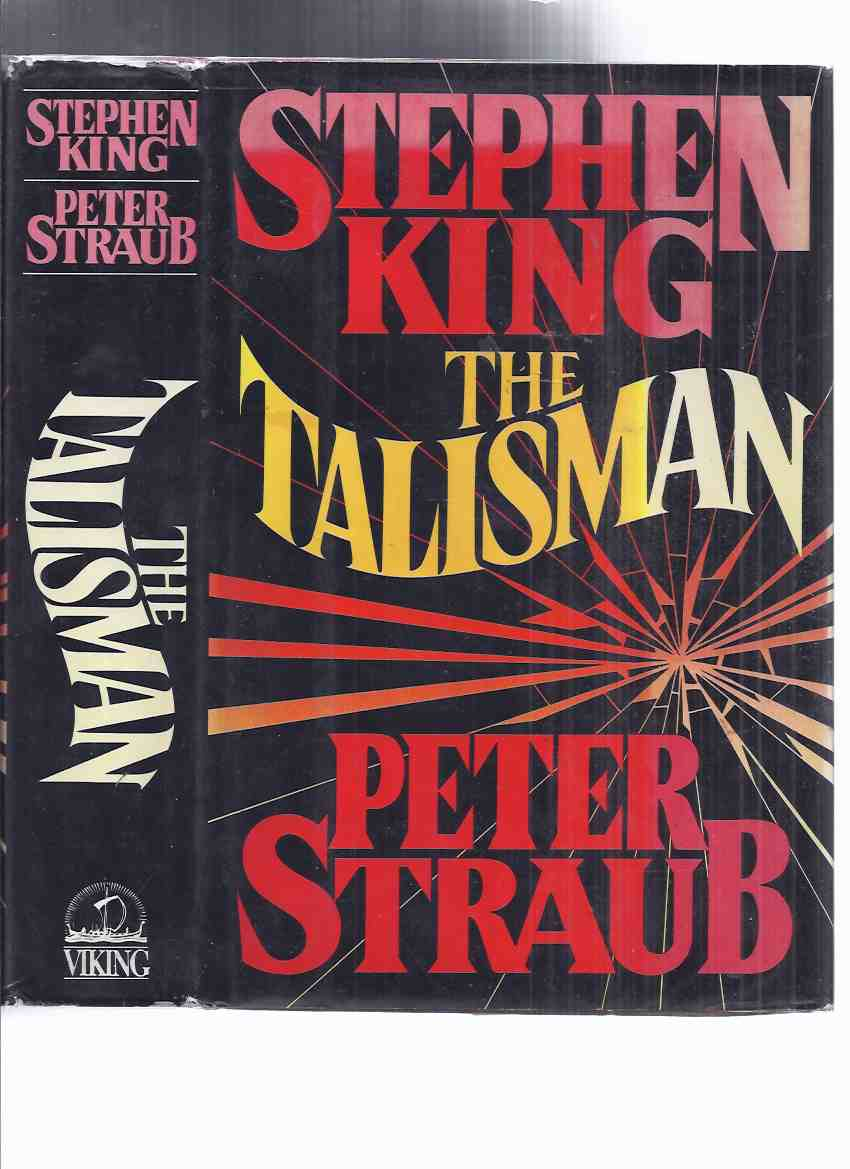 Image for The Talisman ---by Stephen King and Peter Straub ( 1st Trade Edition )