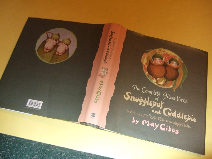 Image for The Complete Adventures of Snugglepot and Cuddlepie Including Little Ragged Blossom and Little Obelia (inc. Tales and Further Adventures )