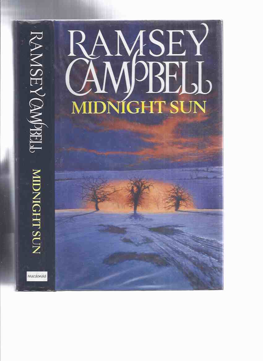 Image for Midnight Sun -by Ramsey Campbell ---a Signed Copy