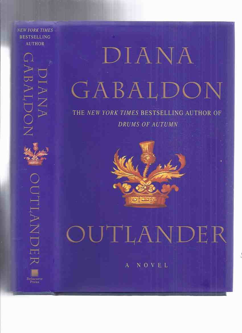 Image for Outlander ---by Diana Gabaldon ( 1st book in the Jamie Fraser / Claire Beauchamp Time Travel series )(aka Cross Stitch )