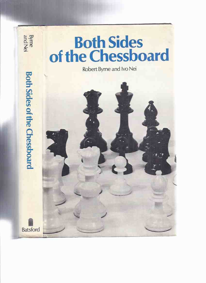 Image for Both Sides of the Chessboard (inc. Bobby Fischer vs Boris Spassky, Tigran Petrosian, Mark Taimanov, Bent Larsen )( Chess Board / Matches )