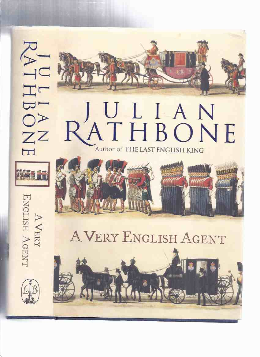 Image for A Very English Agent -by Julian Rathbone -a Signed Copy