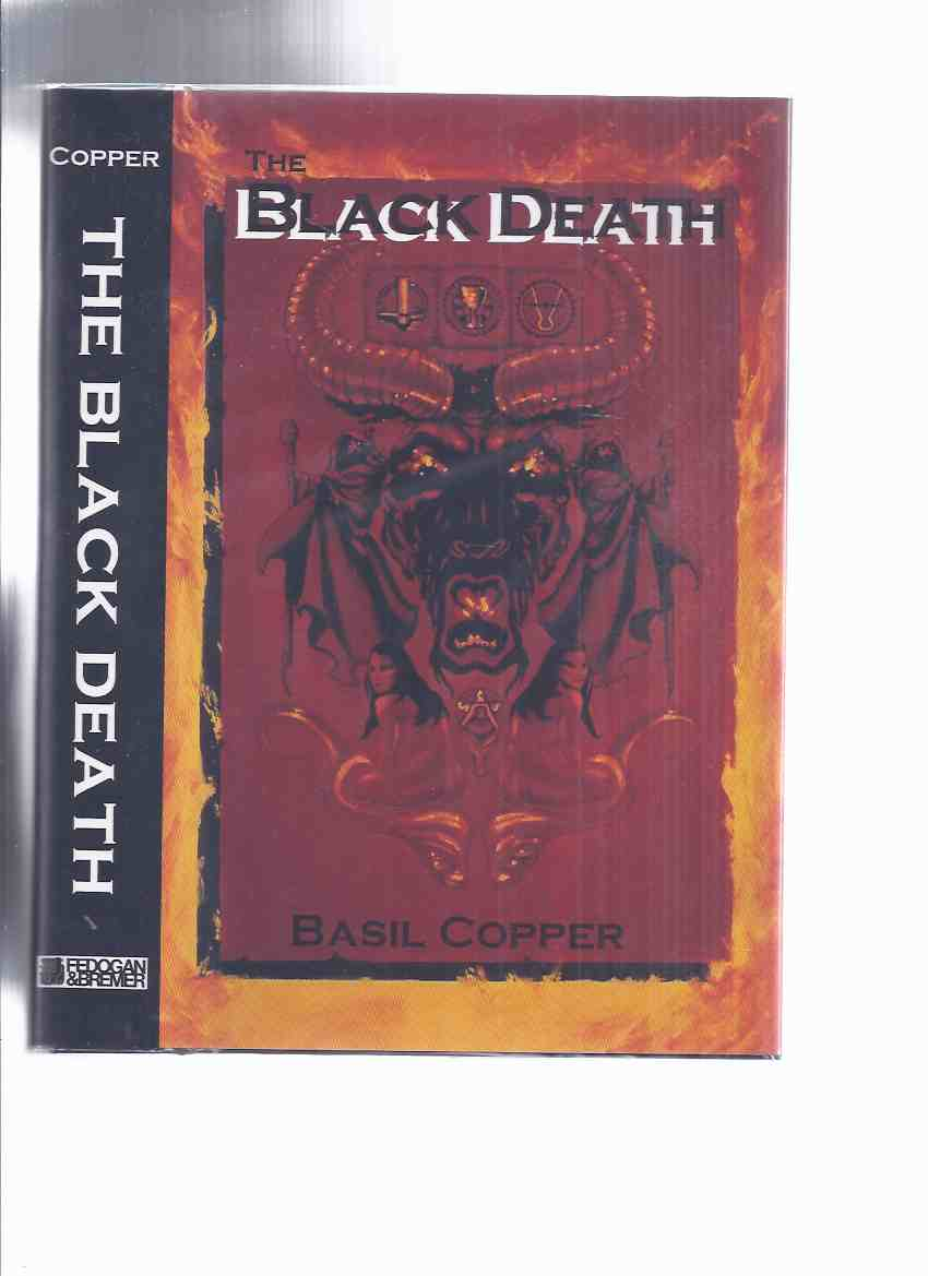 Image for FEDOGAN & BREMER: The Black Death -by Basil Copper