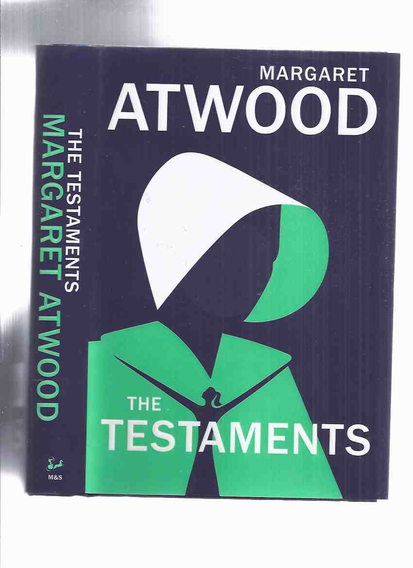 Image for The Testaments -by Margaret Atwood (sequel to The Handmaid's Tale )