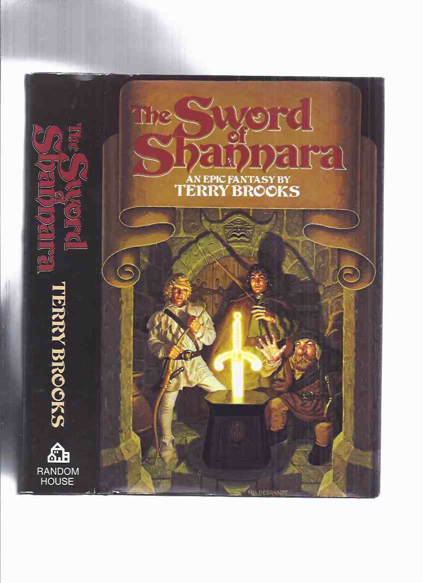 Image for The Sword of Shannara:  Book 1 of the 1st Trilogy