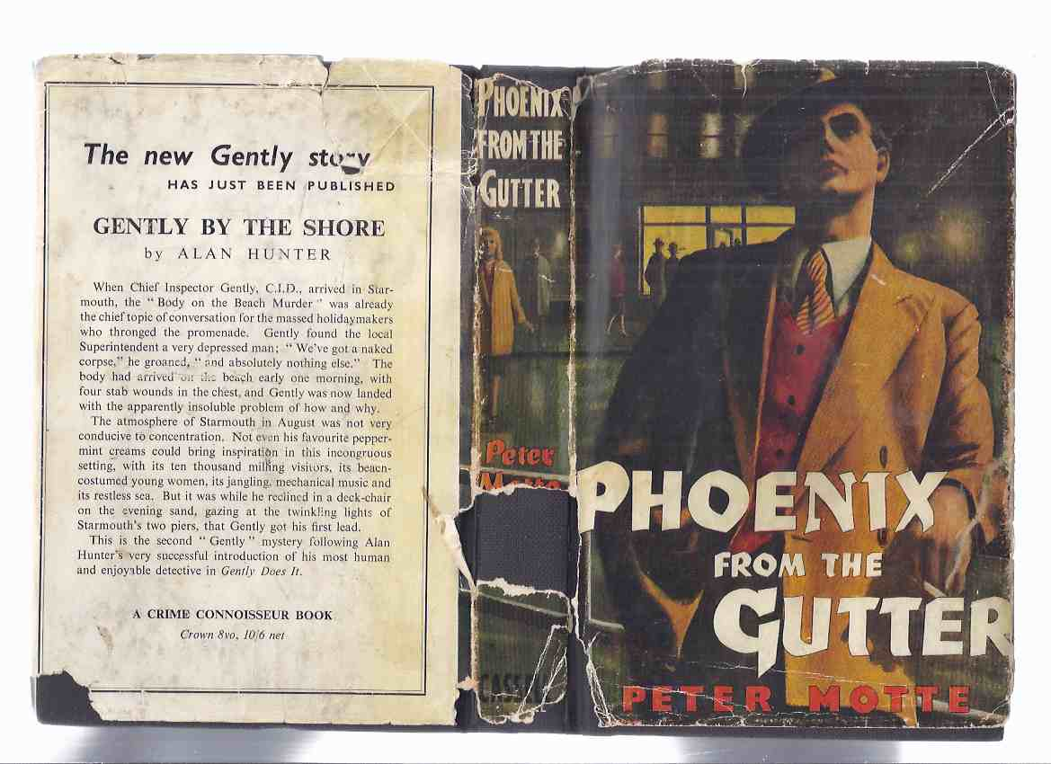 Image for Phoenix from the Gutter -by Peter Motte