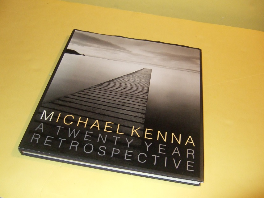 Image for MICHAEL KENNA:  A Twenty Year Retrospective ( Photographs / Photography / Photographer )( 20 )(text is in English and Japanese )(includes the Separate List of Plates )