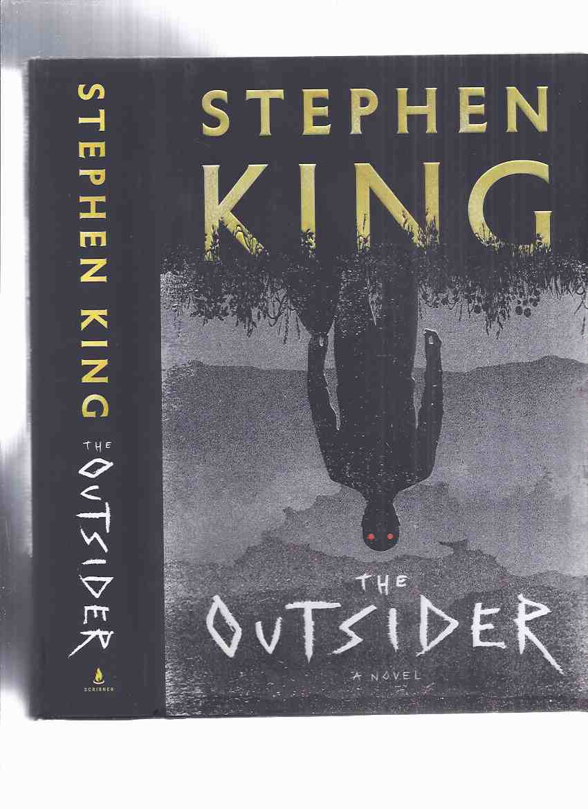 Image for The Outsider: A Novel ---by Stephen King