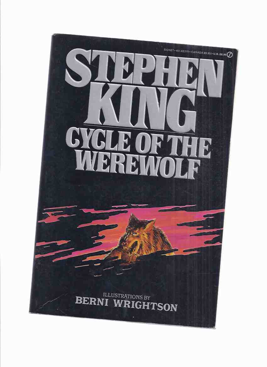 Image for Cycle of the Werewolf -by Stephen King ( aka Silver Bullet )