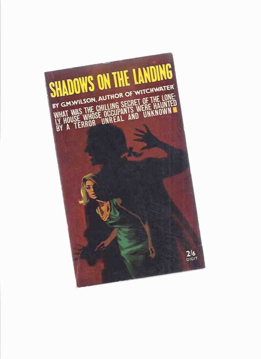 Image for Shadows on the Landing -by G M Wilson ( an Inspector Albert Lovick and John Crawford Mystery )