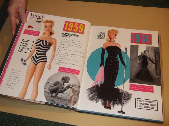 Image for Barbie: The Icon -by Massimiliano Capella ( Mattel Inc. / Cultural / Pop Culture / Toy / Doll History / Designs / Clothes Designers / Models etc)